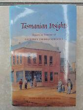 TASMANIAN INSIGHTS BY GEOFFREY THOMAS STILWELL LTD EDITION SIGNED 1992 TASMANIA
