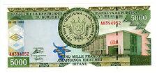 Burundi ... P-42c ... 5000 Francs ... (2005) ... *UNC*