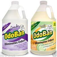 OdoBan Odor Eliminator Disinfectant Concentrate Cleaner Lavender Cucumber-Melon