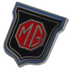 MG MGB radiator shield reduced to lapel pin size