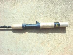 Zebco Micro Series Rod MICROC461UL 4.5' 1PC Line 2-6 Lure 1/64-1/8OZ
