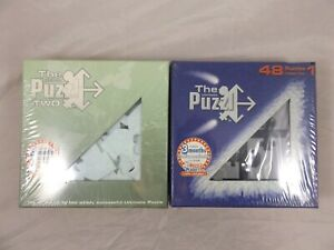 The Ultimate Puzzl 1 & 2 Bundle Job Lot Jigsaw Puzzles New & Sealed