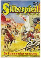 Silberpfeil Nr.168 - TOP Z1 ORIGINAL BASTEI WESTERN COMICHEFT Frank Sels