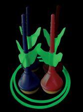 Triumph Sports USA Backyard darts Glow in the dark darts outdoor family game