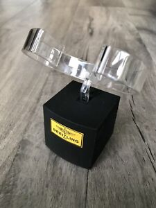 Genuine Breitling Dealer Display Stand - The Perfect Way To Show Off Your Watch!