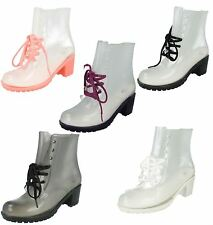 Wellington Boots Spot On Synthetic Shoes for Women