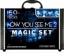 Now You See Me 2 Magic Case of 150 Tricks One Size