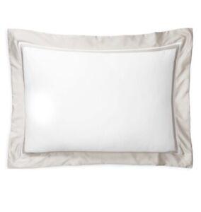 Ralph Lauren Home Bowery King Vintage Silver Pillow Sham Set (2 pieces)