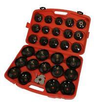 Ölfilterkappen Öl-Filter Wechsel Werkzeug Koffer SET 30tlg PKW Ölfilterschlüssel