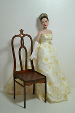 chair Princess Furniture for Dolls 16-18 inch 1/4 1:4 Tonner Bjd Cami chair