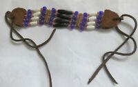 3er SET Armband Stoffarmband  Indianer Handarbeit Freundschaftsarmband No.25