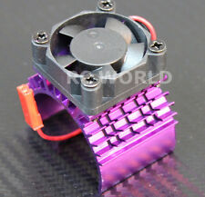 High Speed 540  Motor FAN HEATSINK  For RC TRUCK Rock Crawler RC DRIFT Car *NEW*