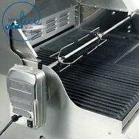 Gasmate Stainless Steel 240V Rotisserie Kit