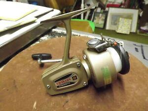 VINTAGE FISHING REEL DAIWA 7300HA USED WORKS GOOD SPINS GOOD FROM ESTATE SALE