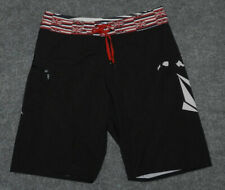 "VOLCOM HAWAII STASH MOD TECH STRETCH BOARDSHORTS 10"" Ins Surf sz 32 shorts"