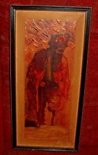 VINTAGE PAINTING TRIBAL / AFRICAN???