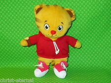 "Mister Roger's Daniel Tiger's Neighborhood DANIEL PLUSH Stuffed Animal 8"" tall"