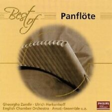 GHEORGHE/HERKENHOFF/ECHO/+ ZAMFIR - BEST OF PANFLÖTE  CD NEW!