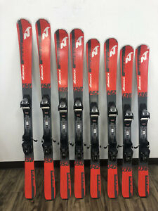 Nordica Drive 76 EXP Downhill Ski With Marker System Bindings Used