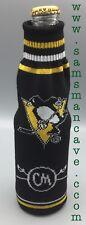 Captain Morgan Pittsburgh Penguins Knit Sweater Bottle Koozie
