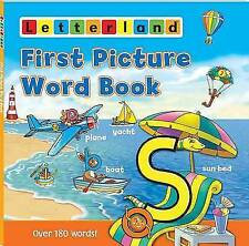 Letterland First Picture Word Book (Letterland Picture Books),Lyn Wendon,Excelle