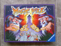 Ravensburger Magic Hill Board Game 2001.  100% complete. In great condition.