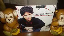 """CDS PROMO FABRIZIO MORO """"FAMMI SENTIRE LA VOCE"""" NUOVO LA CILIEGIA 2007"""