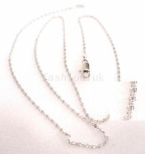 White Gold Beauty Costume Necklaces & Pendants