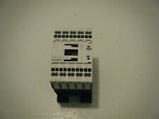 Moeller DILMC7-01 Contactor 380 400V 3kW 3 Pole 1 NC Contact 24VDC Operation