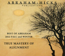 Abraham-Hicks Esther 10 CD Best of Abraham 2012 Fall and Winter - NEW