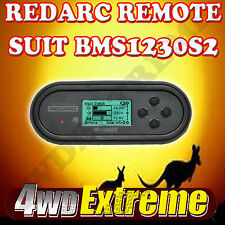 REDARC REMOTE ** BMS1230RASS ** SUIT BMS1230S2  12V BATTERY MANAGEMENT SYSTEM