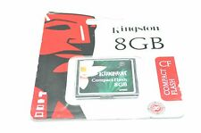 Kingston Compact Flash 8GB Memory Card  Replacement Part DH5350