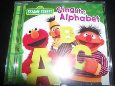 Sesame Street - Sing The Alphabet – ABC Kids CD – Like New