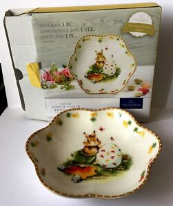Boxed and New Villeroy & Boch Limited Edition Easter Bowl