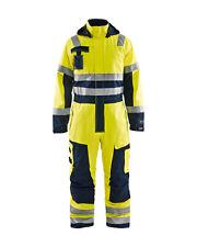 Blakläder Multinorm Winteroverall 6368 1530 gelb/marineblau Größe C50 ungetragen