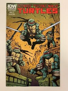 IDW TEENAGE MUTANT NINJA TURTLES #1 : HALLOWEEN EDITION : NM CONDITION