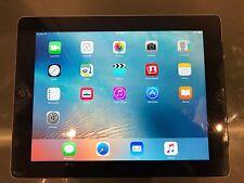 Apple iPad 3rd Generation 16GB, Wi-Fi + 4G, 9.7in - Black Tablet
