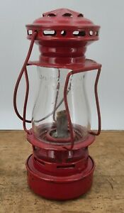 ANTIQUE Dietz SCOUT hand lantern boy scouts skater type lamp NOT the SPORT