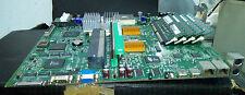 Dell PowerEdge 1550 PE1550 2D484 System Board w/4x 256MB, Riser Card & CPU