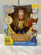 WOODY THE SHERIFF TALKING FIGURE ONLY AT TARGET
