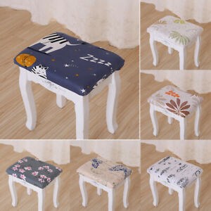 Round/Square Stool Cover Household Items Makeup Stool Cover Stool Cover Hot Sale