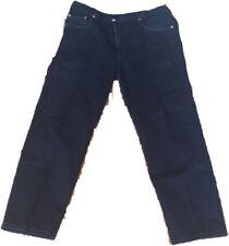 Men's Levi 550 Jeans, Black, W 38, L 30