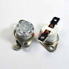 2pcs KSD301 NC 150°C UL Thermostat Temperature Control Switch Bimetal Disc N.C