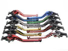 Honda NSR125 FL/FM/RK/RL/RM CNC Front Brake Clutch Stripe Levers Aluminum