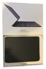 Apple Smart Keyboard Folio Case for 11-inch iPad Pro 2018, Black US English