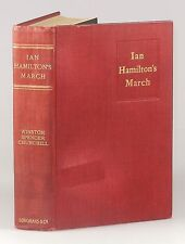 Winston S. Churchill - Ian Hamilton's March, first British edition
