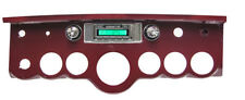 53 54 55 56 57 Chevrolet Corvette USA 230 AM/FM Radio Aux input MP3