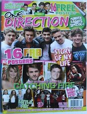 ONE DIRECTION / JENNIFER LAWRENCE / LITTLE MIX / 2013 GIRL TIME Magazine