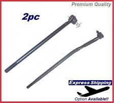 Premium Tie Rod End SET Inner For Ford F-250 1995-1997 4WD Kit DS1419 DS1420