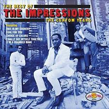 The Impressions - The Best Of Impressions (NEW CD)